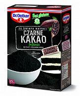 Czarne Kakao Intense Dr. Oetkera wsparte intensywną kampanią