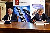 Politechnika Łódzka i DS Smith zawarły umowę o współpracy