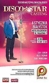 """Rusza V edycja talent show """"Disco Star"""""""