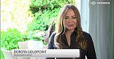 Dorota Goldpoint: Zupełnie nie rozumiem fenomenu Instagrama. Influencerki nie są nikim innym jak tylko ładnymi sprzedawczyniami