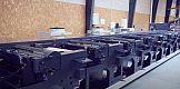 Instalacja maszyny FA-26 w drukarni Flexoprint
