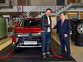 Bartłomiej Topa nowym ambasadorem marki Mitsubishi