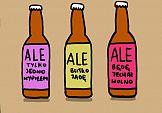 #Zerowymówek dla jazdy po alkoholu - Andrzej Rysuje w kampanii Kompanii Piwowarskiej