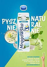 Kampania Maślanki Mrągowskiej w myśl idei pysznie i zdrowo