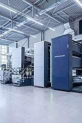Trzecia maszyna Rotajet w Interprint GmbH