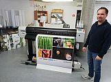 Reprocentrum z Gdańska wybrało drukarkę Mutoh Valuejet 1324 X