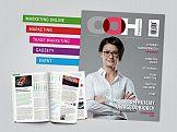 Cyfrowa transformacja tematem numeru kwietniowego OOH magazine