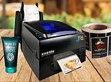 FX510e: System do foliowania i metalizacji etykiet firmy DTM Print