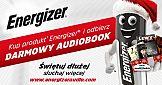 Promocja Energizer i Audioteki