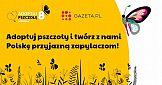 """Gazeta.pl po raz kolejny wspiera akcję """"Adoptuj Pszczołę"""""""