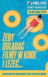 Kino marzeń w kampanii promującej pierwszy multipleks Helios w Warszawie