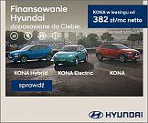 Portfolio: Hyundai z kampanią promującą modele Kona