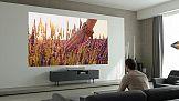 Projektor Cinebeam Laser 4K - 5 centymetrów od ściany i 90 cali obrazu