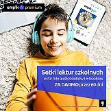 Audio i e-booki w Empik Premium na 60 dni za darmo