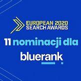 11 nominacji ESA dla Bluerank