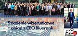Szkolenie i obiad dla WOŚP od Bluerank