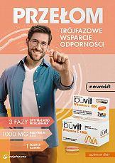 Ibuvit Witamina C 1000 – kampania z przełomem w tle