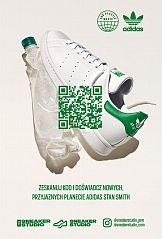 Adidas Stan Smith w rozszerzonej rzeczywistości