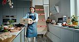 Portfolio: Michel Moran w reklamie Neonet