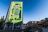 Nowy, ekologiczny mural w centrum Warszawy