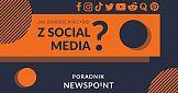 """Poradnik Newspoint """"Jak odnosić korzyści z social media?"""""""