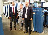 Kolejna arkuszowa maszyna offsetowa Koenig & Bauer w drukarni Jas-Pol