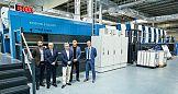 Karton-Pak: druga linia produkcyjna B0 bazującą na maszynie Koenig & Bauer