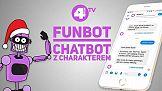 Chatbot 4Fun.tv z wysoką notą w raporcie Polskie Chatboty 2018