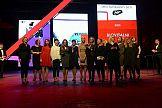Brązowa statuetka Effie Awards 2017 dla Opus B