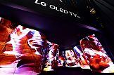 """tytulInstalacja """"LG OLED Kanion"""" otwiera wystawę CES 2018"""