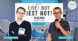 Live o botach z Click Community