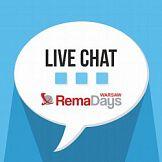 Live czat na stronie Remadays