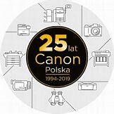 Canon świętuje 25-lecie swej obecności w Polsce