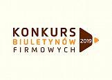 Nominacje w Konkursie Biuletynów Firmowych 2019