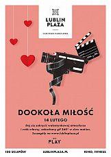 Walentynkowe gify 360º w fotobudce w Lublin Plaza
