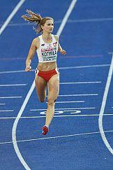 Martyna Kotwiła - sprinterka, która pobiła wynik Szewińskiej ambasadorem 4F