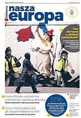 """""""Nasza Europa"""" – nowy weekendowy magazyn """"Gazety Wyborczej"""