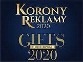 Korony Reklamy i Gifts of the Year - Branża reklamowa wybiera najlepsze firmy i upominki w 2020 roku