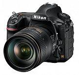 Aparat Nikon i obiektyw AF-S Nikkor z nagrodami EISA 2018/2019
