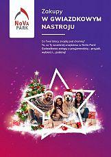 Świąteczna kampania wizerunkowa Nova Park