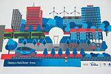 Poznań: energetyczny mural ze wsparciem Enei