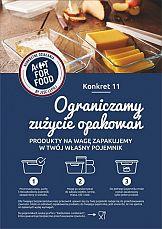 Carrefour: Przynieś swoje opakowanie do marketu