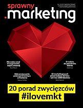 Pierwszy numer magazynu Sprawny.marketing