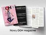 O sile marki w najnowszym OOH magazine – premiera na PSP 2019
