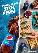 """""""Postaw na Stół Pepsi"""" – połącz pasję kulinarną z wyjątkowym smakiem Pepsi"""
