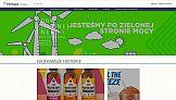 Pepsico przedstawia nową witrynę internetową w Polsce