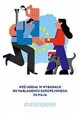 """""""Gazeta Wyborcza"""" włącza się w akcję #vote4friendship"""