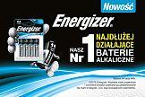 Plej odpowiada za launch nowych baterii Max Plus Energizer