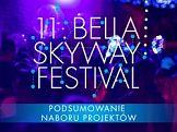 Z różnorodnych miejsc na 11. Bella Skyway Festival w Toruniu