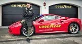 """""""Gotowi na Supersport"""": Goodyear rzuca wyzwanie Marcinowi Prokopowi"""